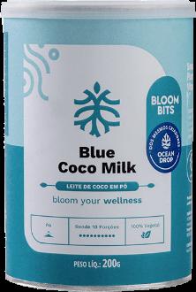 Blue Coco Milk